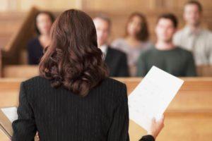 Представництво у суді
