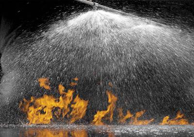 Спринклерні системи пожежогасіння